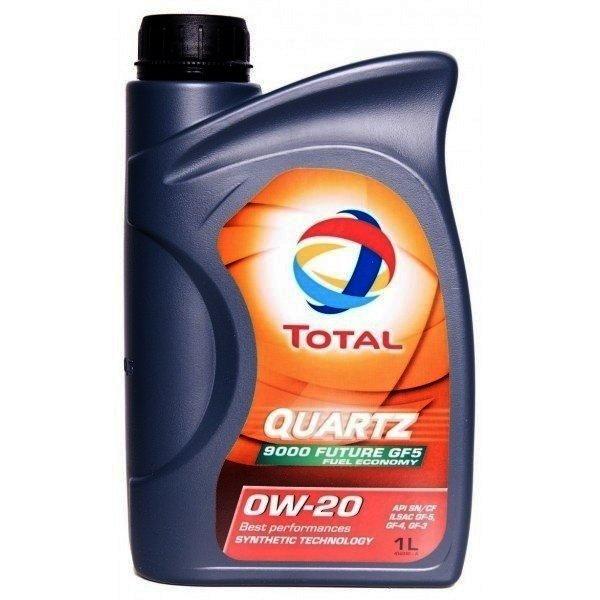 Total Quartz 9000 Future 0W20 1L